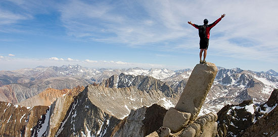 Climbing the Mount