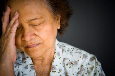frustrated caregiver