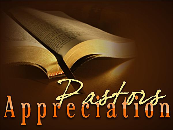 October Is Pastor Appreciation Month Baptist Spirituality